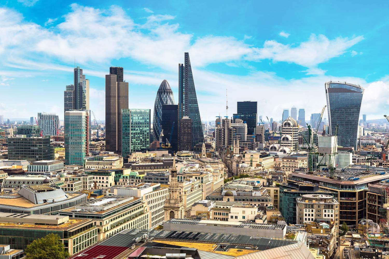 aircon mechanical services london skyline image